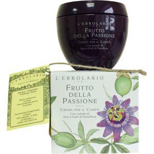 Крем для тела Пассифлора, 200мл - L'Erbolario Frutto Della Passione Crema Per il Corpo