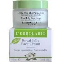 Крем питательный с маточным молочком, 50мл - L`Erbolario Crema Viso alla Pappa Reale