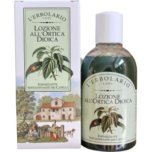 Крапивный лосьон для волос, 200мл - L`Erbolario Lozione all'Ortica Dioica
