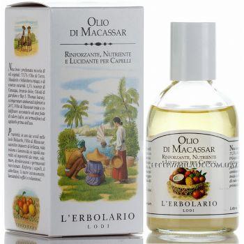 Масло Макассар для волос - L`Erbolario Olio di Macassar