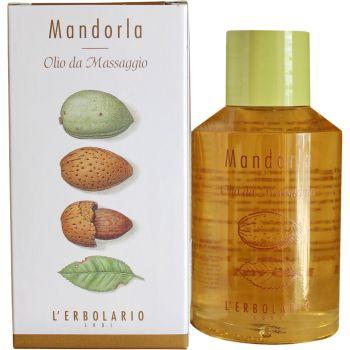 Масло массажное Миндаль - L`Erbolario Olio da Massaggio Mandorla