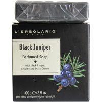 Мыло Черный можжевельник, 100гр - L'Erbolario Ginepro Nero Sapone Profumato