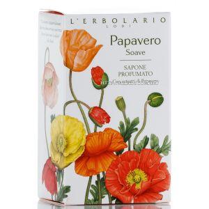 Мыло Сладкий мак (Лерболарио) - L`Erbolario Sapone Profumato Papavero Soave