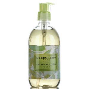 Мыло со свежим ароматом листьев - L`Erbolario Buonaschiuma Sapone di Marsiglia