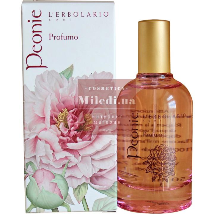 Вода парфюмированная Пион - L`Erbolario Peonie Acqua di Profumo