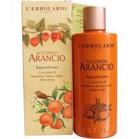 Пена для ванны Физалис, 250мл - L`Erbolario Accordo Arancio Bagnoschiuma