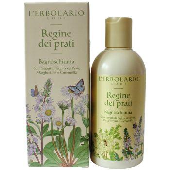 Пена для ванны Королева лугов Лерболарио - L`Erbolario Regine Dei Prati Bagnoschiuma