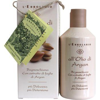 Пена для ванны / Гель для душа Масло Аргании - L`Erbolario Olio di Argan Bagnoschiuma