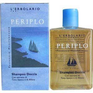 Шампунь-гель для душа Кругосветное плавание - L`Erbolario Shampoo Doccia Periplo