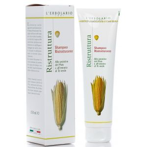 Шампунь для восстановления структуры волос - L'Erbolario Shampoo Ristrutturante
