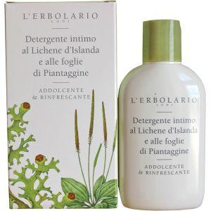 Средство интимной гигиены с исландским лишайником, 150мл - L`Erbolario Detergente intimo