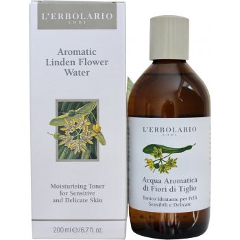 Тоник ароматизированный Липовый цвет - L`Erbolario Acqua aromatica di fiori di Tiglio