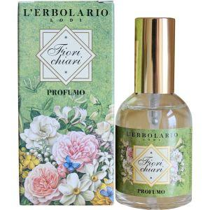 Парфюмированная вода Белые цветы (Лерболарио) - L`Erbolario Acqua di Profumo Fiori Chiari