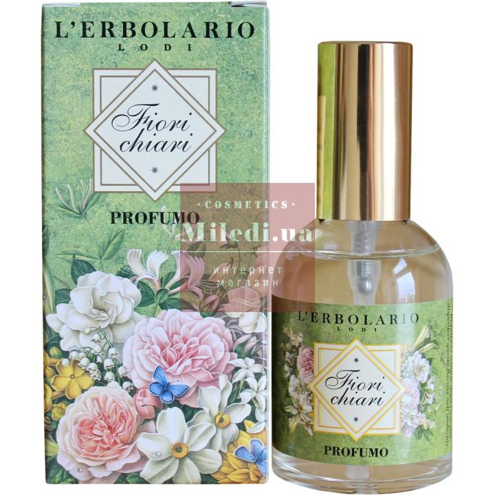 Парфюмированная вода Белые цветы - L`Erbolario Acqua di Profumo Fiori Chiari