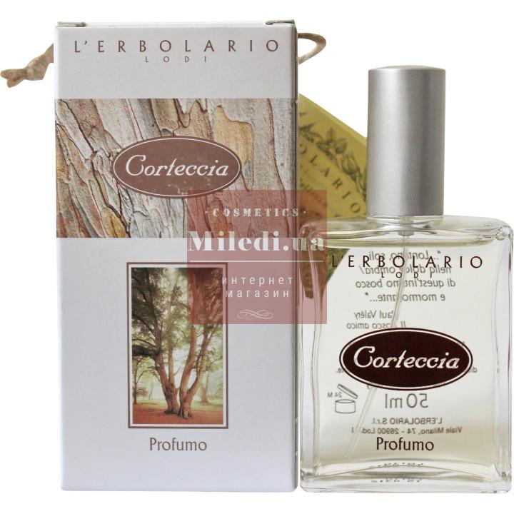 Вода парфюмированная Древесная кора - L`Erbolario Acqua di Profumo Corteccia