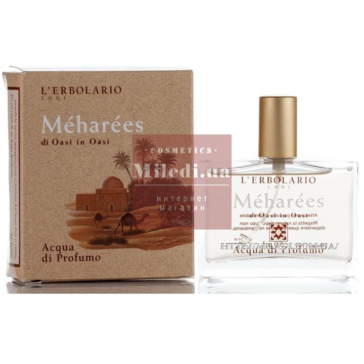 Вода парфюмированная Караван - L`Erbolario Acqua di Profumo Meharees