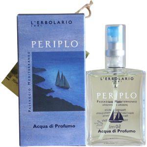 Парфюмированная вода Кругосветное плавание, 50мл - L`Erbolario Periplo Acqua di Profumo