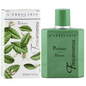 Парфюмированная вода Эссенция свежести, 50мл - L'Erbolario Frescaessenza Profumo