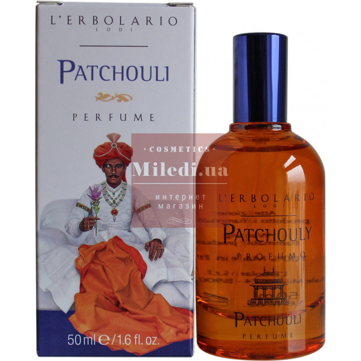 Парфюмированная вода Пачули - L'Erbolario Acqua Di Profumo Patchouli