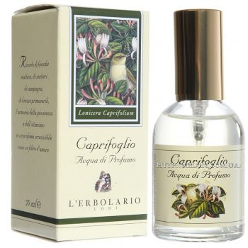 Вода парфюмированная Жимолость - L`Erbolario Acqua di Profumo Caprifoglio