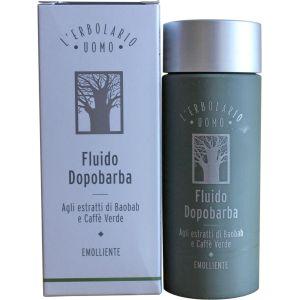 Жидкость после бритья с маслом Баобаба, 120мл - L'Erbolario Uomo Baobab Fluido Dopobarba