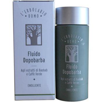 Жидкость после бритья с маслом Баобаба - L'Erbolario Uomo Baobab Fluido Dopobarba