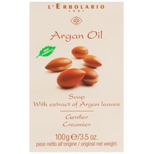 Мыло Аргания, 100гр - L`Erbolario Sapone Profumato all'Olio di Argan