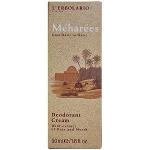 Дезодорант Караван, 50мл - L`Erbolario Crema Deodorante Meharees