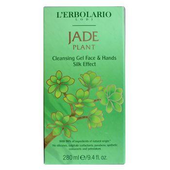Гель очищающий Нефритовый цветок, 280мл - L'Erbolario Gel Detergente Viso & Mani Albero di Giada
