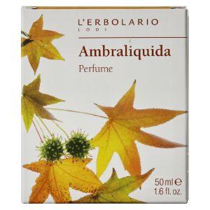 Парфюмированная вода Амбровое дерево, 50мл - L`Erbolario Ambraliquida Acqua di Profumo