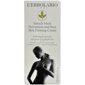 Крем против растяжек на груди, 125мл - L`Erbolario Crema Rassodante Antismagliature Pelle Seno