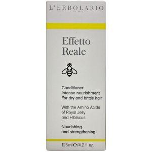 Бальзам для сухих волос, 125мл - L'Erbolario Effetto Reale Balsamo Nutrimento intenso