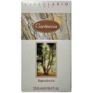 Гель для душа Древесная кора, 250мл - L`Erbolario Bagnodoccia Corteccia