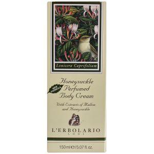 Крем для тела Жимолость, 150мл - L`Erbolario Crema Profumata al Caprifoglio
