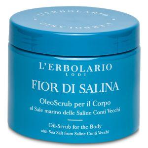 Скраб для тела Соленый бриз, 500мл - L'Erbolario Fior Di Salina Oleo Scrub Per il Corpo