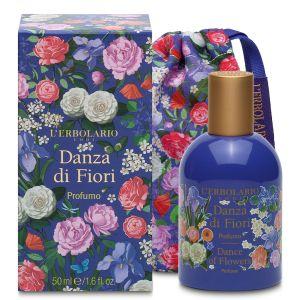 Парфюмированная вода Вальс цветов, 50мл - L`Erbolario Danza di Fiori Profumo