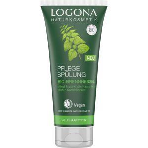 Био-кондиционер для нормальных волос Крапива, 200мл - Logona Hair Essential Care Conditioner Organic Nettle