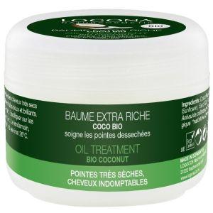 Био-масло кокосовое для посеченных кончиков волос, 45мл - Logona Hair Care Oil Treatment Bio Coconut