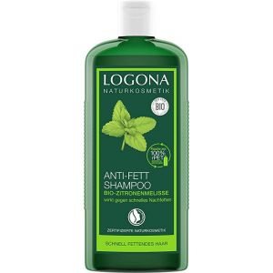 Био-шампунь для жирных волос Мелисса, 250мл - Logona Hair Care Anti-Oil Shampoo Bio Lemon Balm