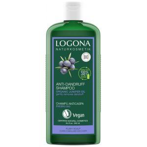 Био-шампунь против перхоти Можжевельник, 250мл - Logona Hair Care Anti-Dandruff Shampoo Bio Juniper
