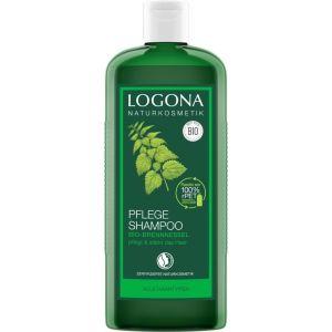 Био-шампунь для нормальных волос Крапива, 250мл - Logona Hair Essential Care Shampoo Organic Nettle