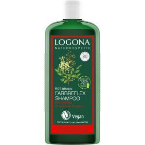 Био-шампунь для окрашенных волос Хна, 250мл - Logona Colour Care Shampoo Organic Henna