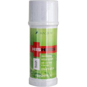 Дезодорант стик Свежесть+, 50мл - Magiray HisHers FreshPlus deodorizing cream-stick