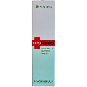 Пенка для интимной гигиены, 150мл - Magiray HisHers HygienePlus