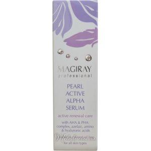 Активный Альфа серум, 30мл - Magiray Active Alpha Serum