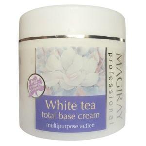 Базисный крем Белый чай, 250мл - Magiray Total Base Cream White Tea