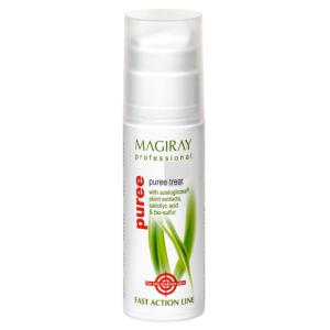 Лечебный гель-пюре для жирной кожи, 75мл - Magiray Beauty -Treat - Puree №33