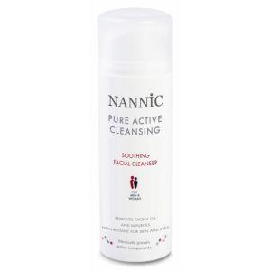 Пенка-мусс Совершенное очищение, 150мл - Nannic Pure Active Cleansing
