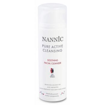 Пенка-мусс Совершенное очищение - Nannic Pure Active Cleansing