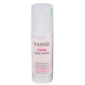 Крем-комплекс для рук - Nannic Hand Repair Complex